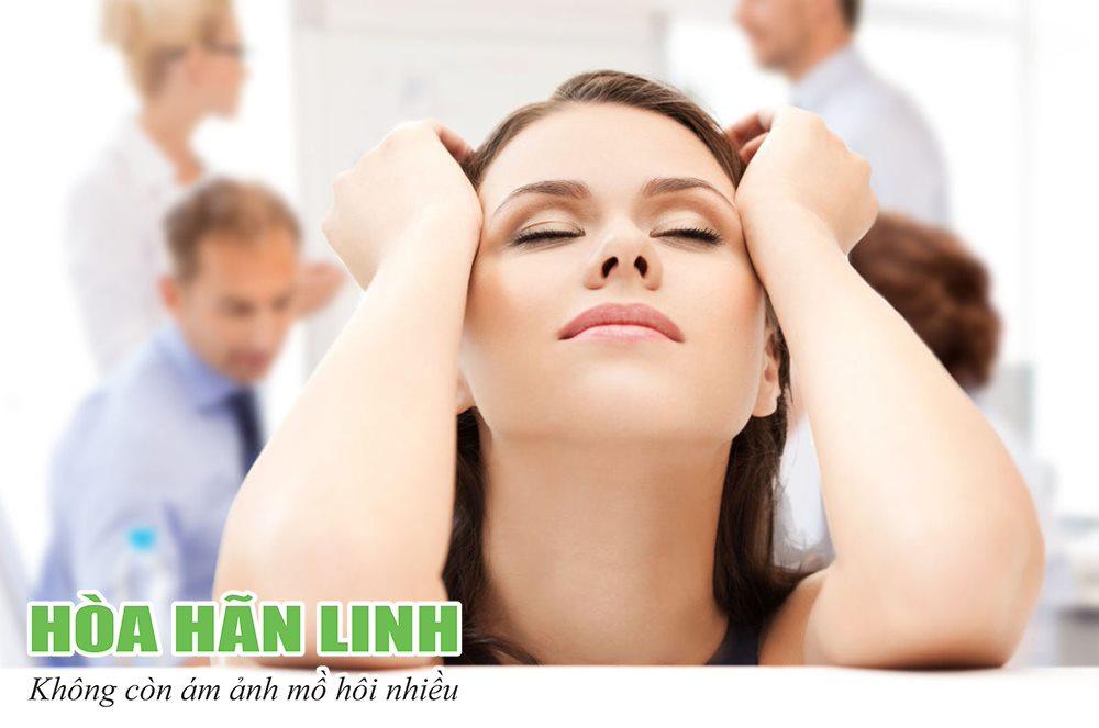 Rối loạn thần kinh thực vật dễ khiến người bệnh rơi vào trạng thái lo âu, mệt mỏi